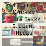 Must-Have College Kitchen Tools