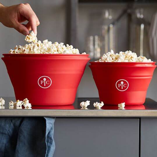 Microwave Popcorn Makers