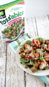 Toss'ables Balsamic Strawberry Salad