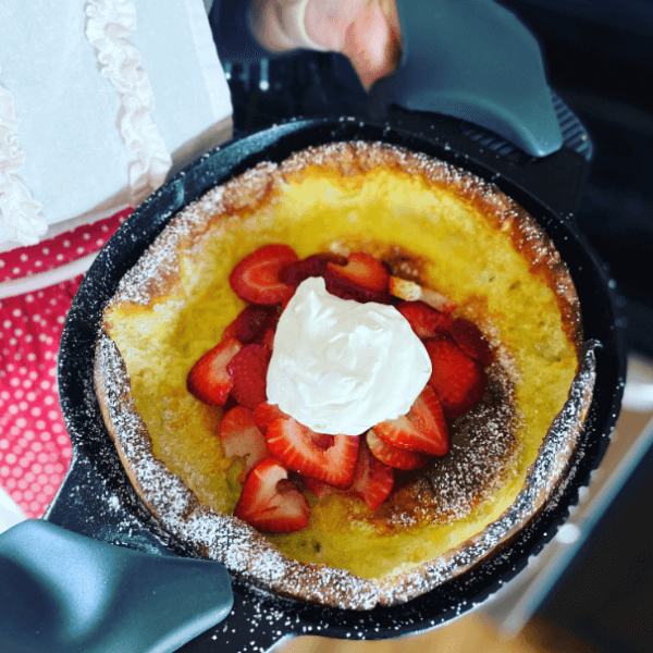 Dutch Baby Final Recipe
